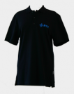 Polo-shirt blue for men - RTG